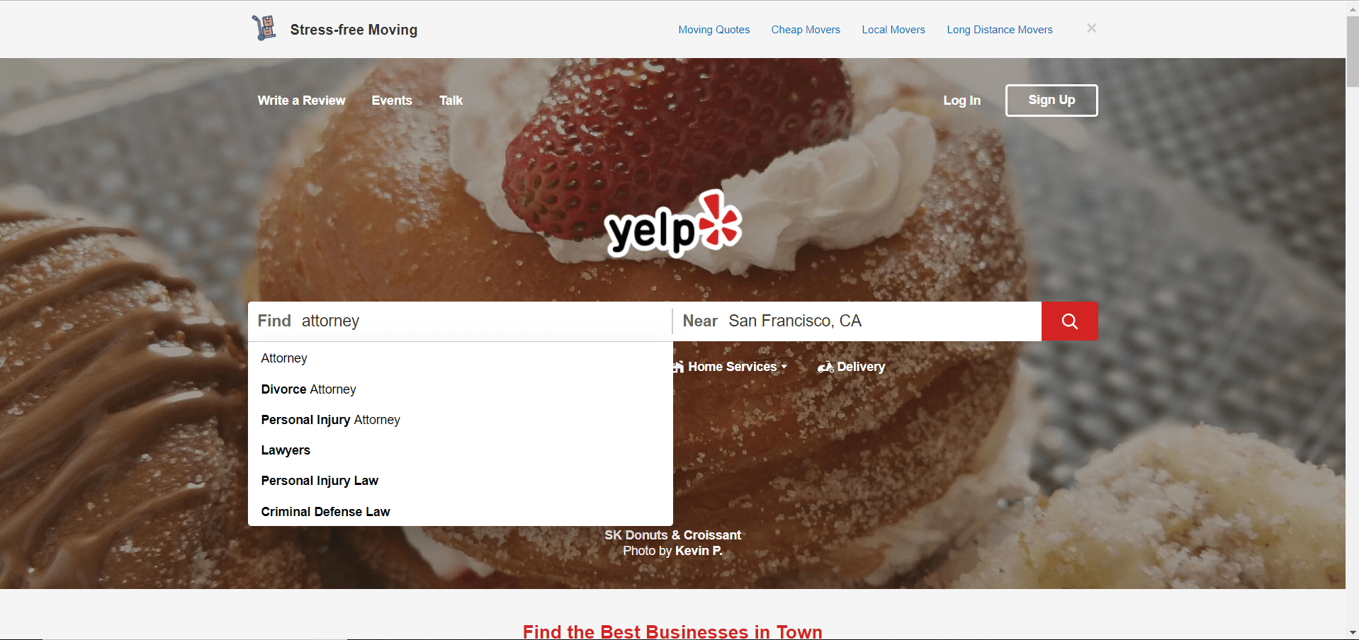 improve yelp ratings for an attorney or law firm