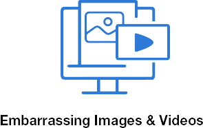 Remove embarrassing images and videos online