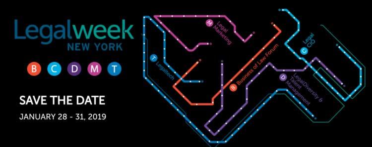 Legal Week 2018