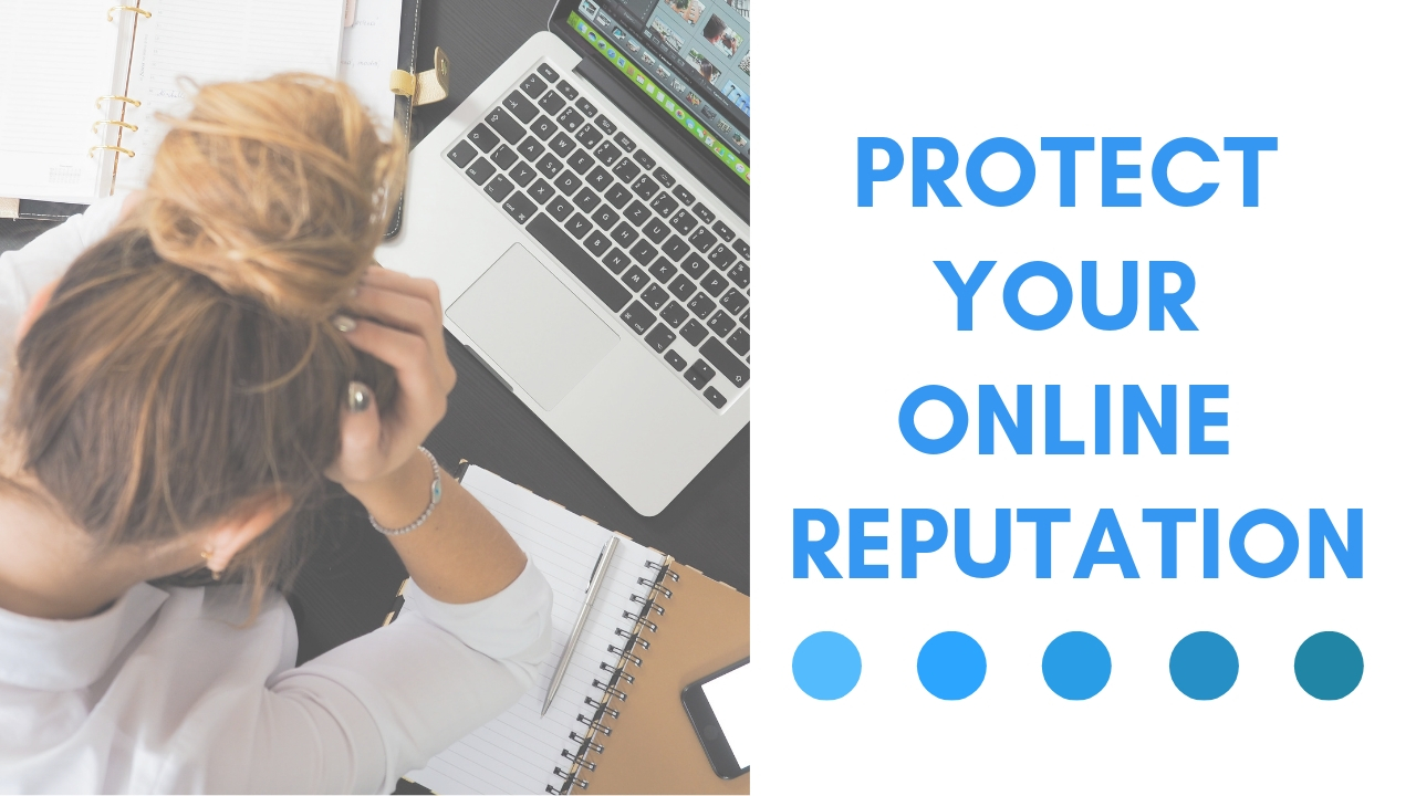 protect your online management